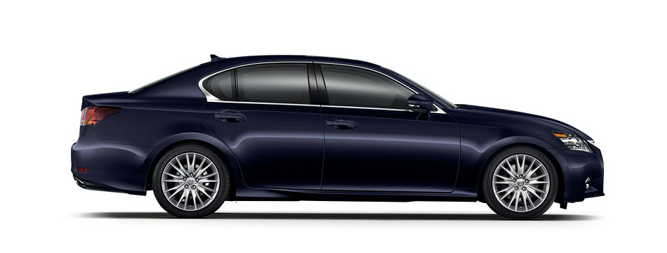 Lexus GS 350 den