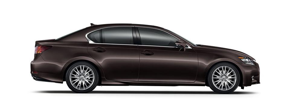 Lexus GS 350 nau