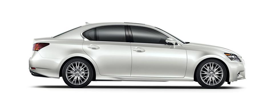 Lexus GS 350 trang