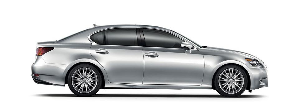 Lexus GS 350 bac