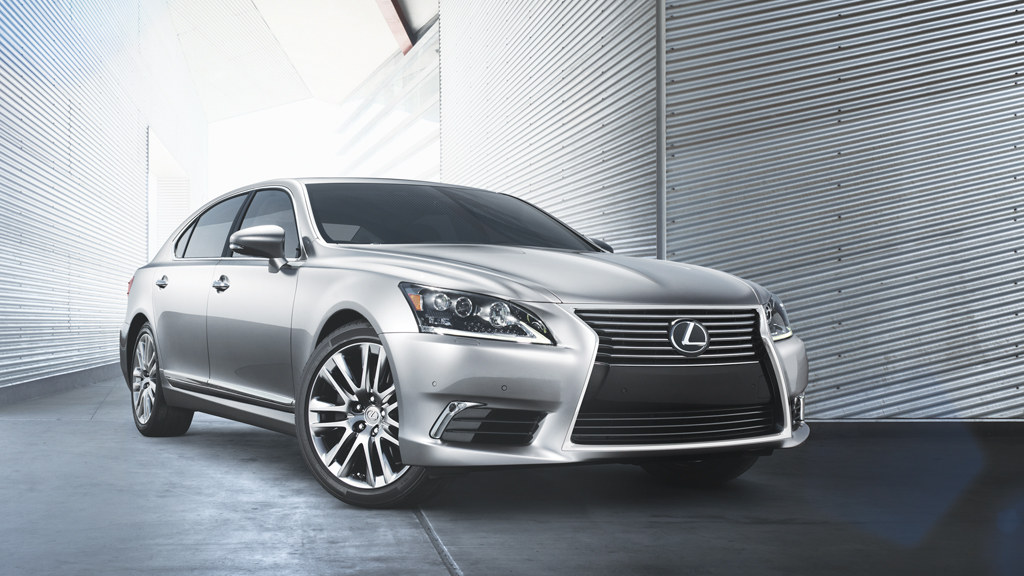 Lexus LS 460L 2015