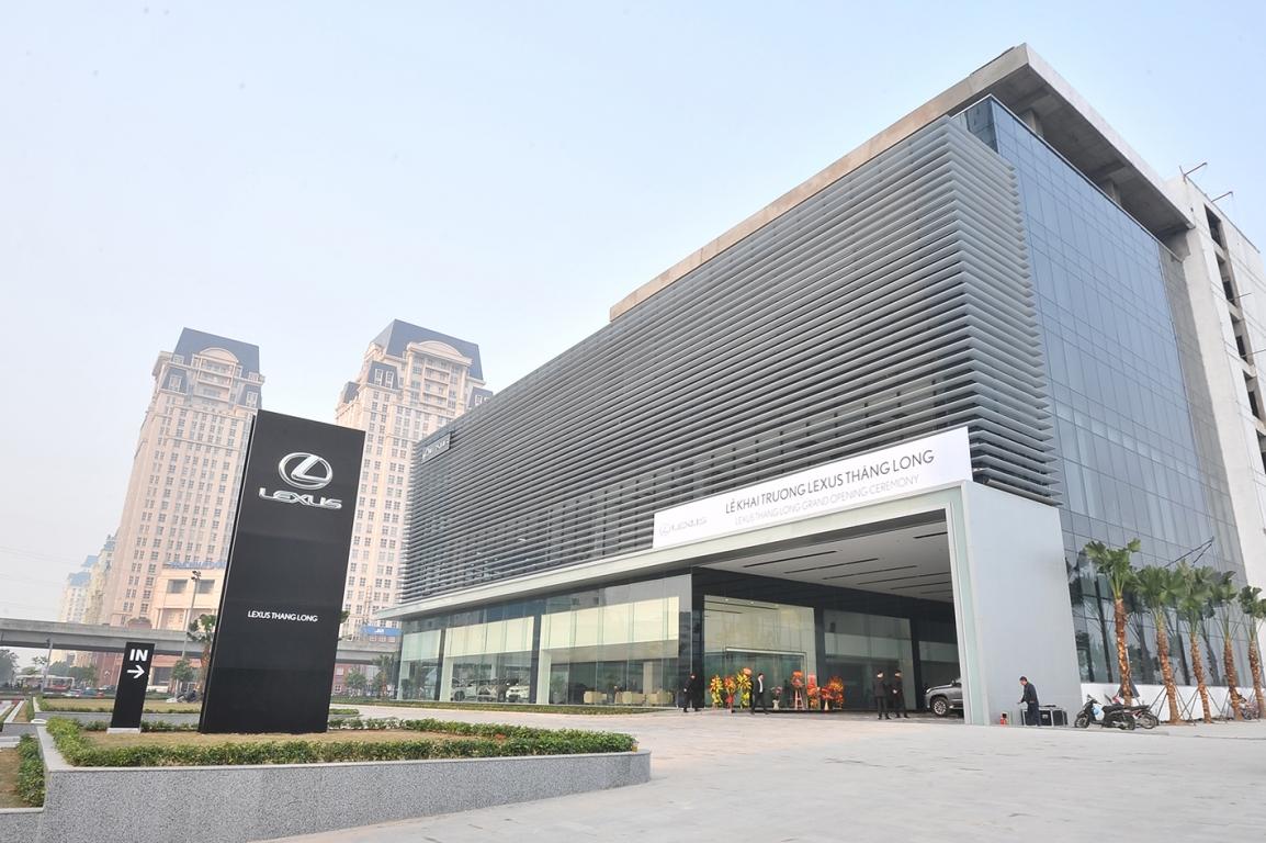 Lexus Thăng Long