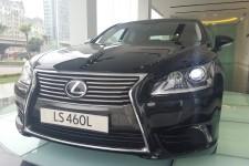 Lexus LS 460L 2016